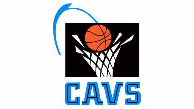 Cleveland Cavaliers Logotipo 1995-2003