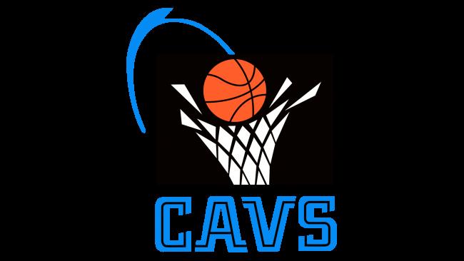 Cleveland Cavaliers Logotipo 1995-2003