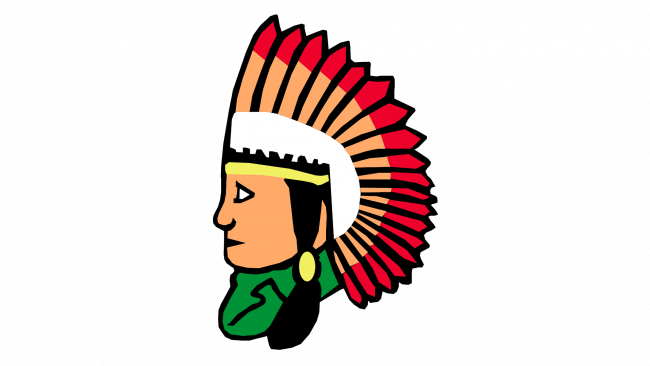 Cleveland Indians Logotipo 1933-1938