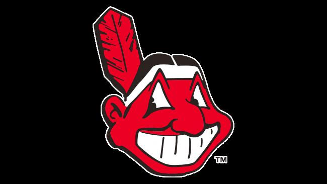 Cleveland Indians Logotipo 1949-1972