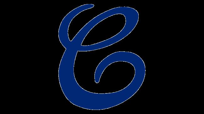 Cleveland Naps Logotipo 1909
