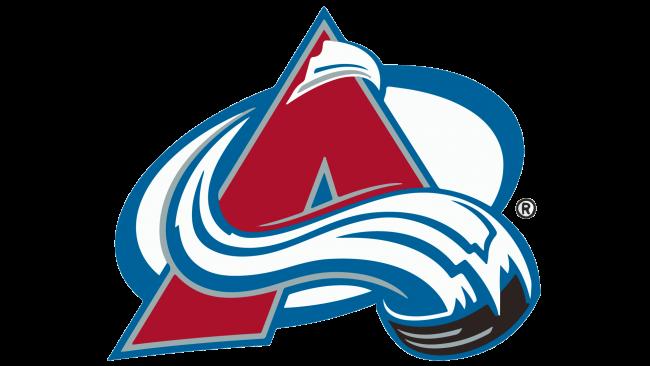Colorado Avalanche Logotipo1995-1999