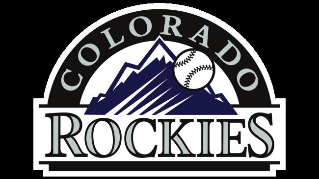Colorado Rockies Logotipo 1993-2016
