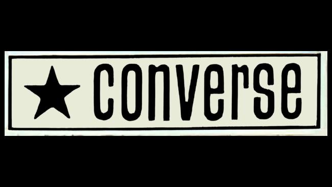 Converse Logotipo 1963-1977