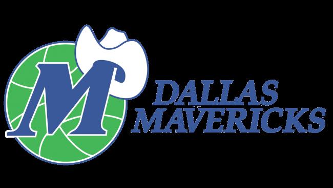 Dallas Mavericks Logotipo 1993-2001