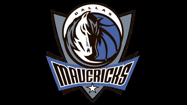 Dallas Mavericks Logotipo 2017-presente