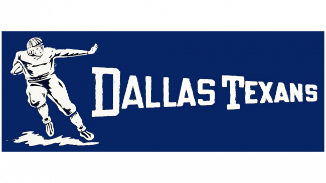 Dallas Texans Logotipo 1952