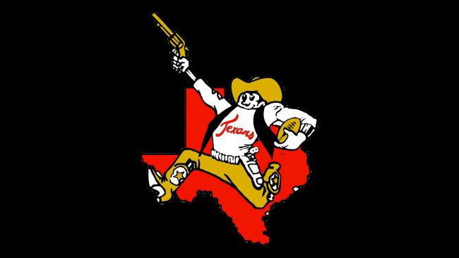 Dallas Texans Logotipo 1960-1962