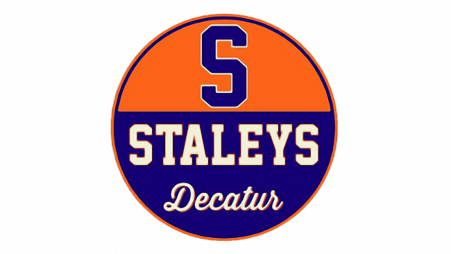 Decatur Staleys Logotipo 1920