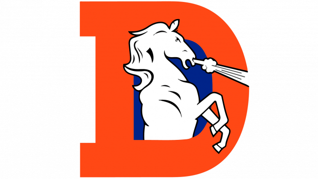 Denver Broncos Logotipo 1970-1992