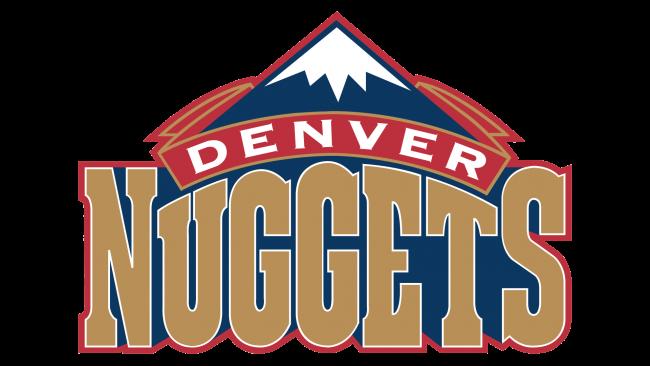 Denver Nuggets Logotipo 1994-2003