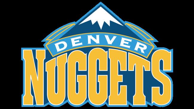 Denver Nuggets Logotipo 2004-2008