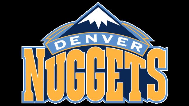 Denver Nuggets Logotipo 2009-2018