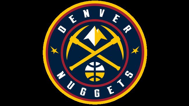 Denver Nuggets Logotipo 2019-Presente