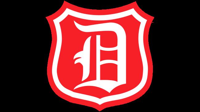 Detroit Cougars Logotipo 1927-1930