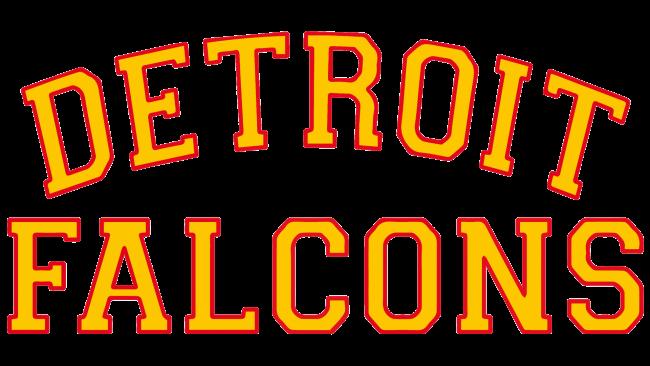 Detroit Falcons Logotipo 1931-1932