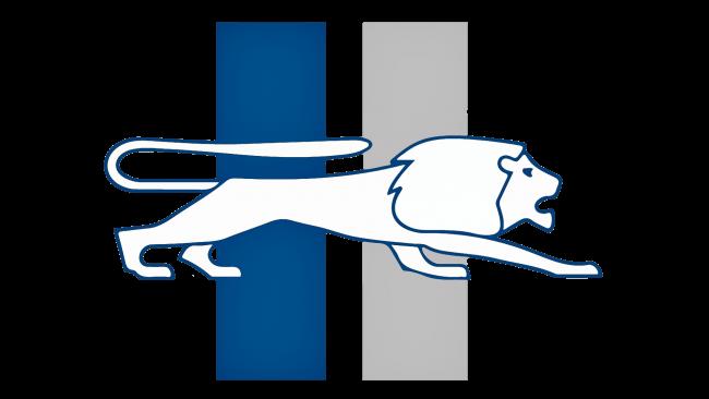 Detroit Lions Logotipo 1961-1969
