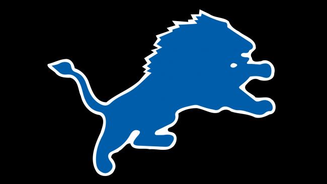 Detroit Lions Logotipo 2003-2008