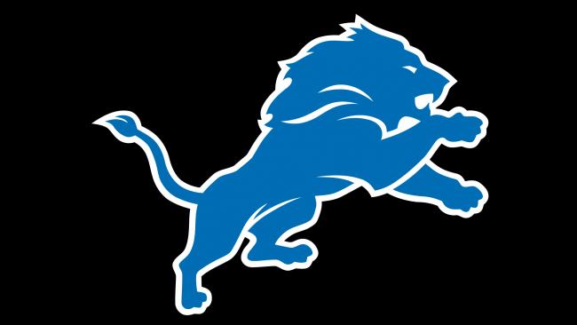 Detroit Lions Logotipo 2009-2016