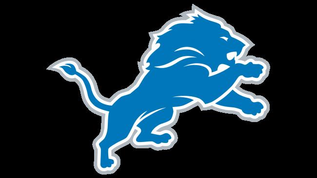 Detroit Lions Logotipo 2017-Presente