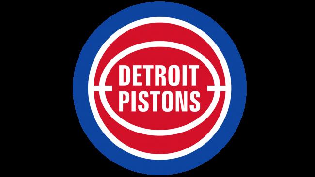 Detroit Pistons Logotipo 1979-1996