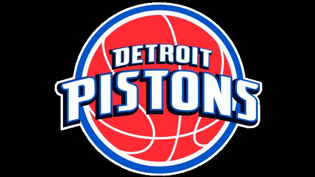 Detroit Pistons Logotipo 2005-2017