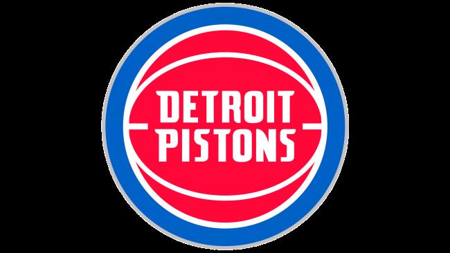 Detroit Pistons Logotipo 2017-Presente