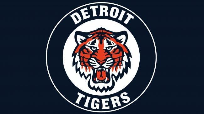 Detroit Tigers Emblema