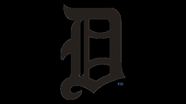 Detroit Tigers Logotipo 1904