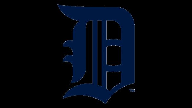 Detroit Tigers Logotipo 1908-1913