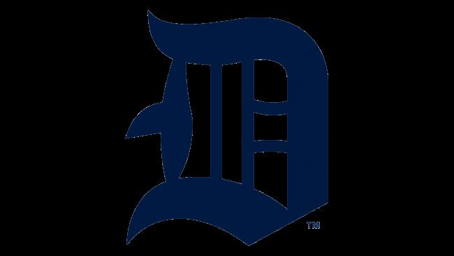 Detroit Tigers Logotipo 1914-1915