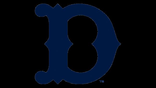 Detroit Tigers Logotipo 1918-1920
