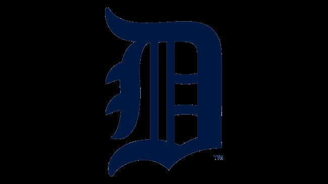 Detroit Tigers Logotipo 1926