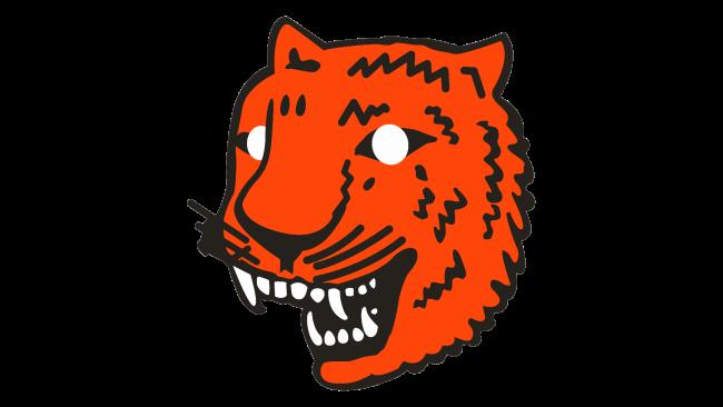 Detroit Tigers Logotipo 1927-1928