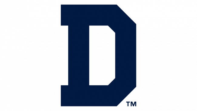 Detroit Tigers Logotipo 1931-1933