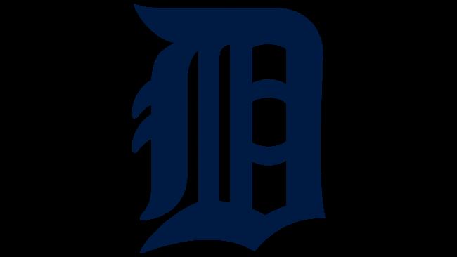 Detroit Tigers Logotipo 1934-1956