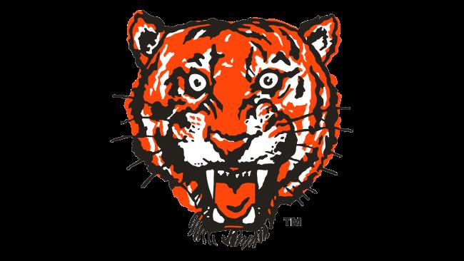 Detroit Tigers Logotipo 1957-1960