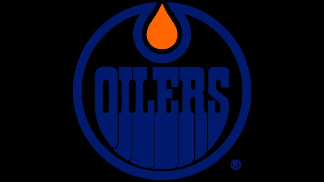 Edmonton Oilers Logotipo 1986-1996