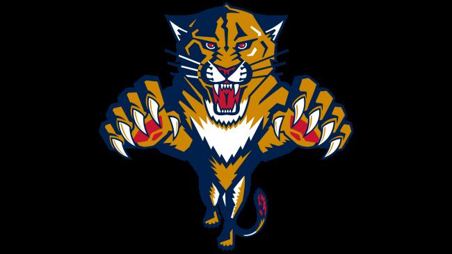 Florida Panthers Logotipo 1999-2016