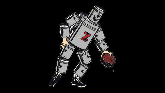 Ft. Wayne Pistons Logo 1948-1957