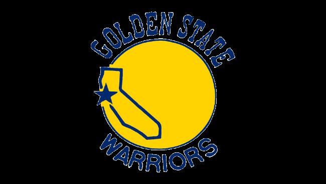Golden State Warriors Logotipo 1972-1975