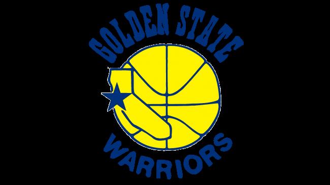 Golden State Warriors Logotipo 1976-1988