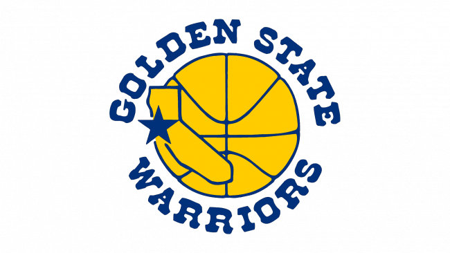 Golden State Warriors Logotipo 1989-1997