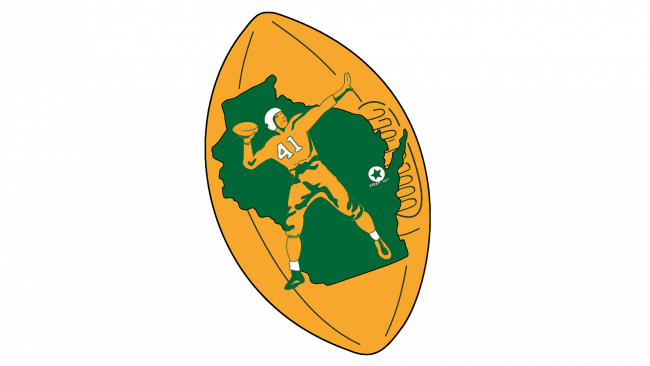 Green Bay Packers Logotipo 1956-1961