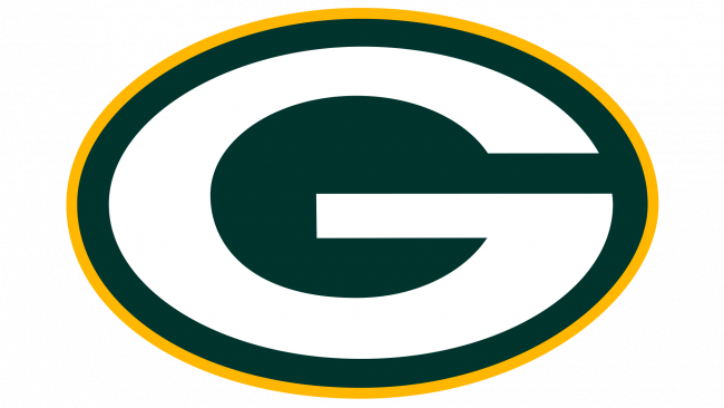 Green Bay Packers Logotipo 1980-Presente