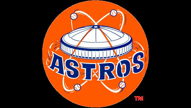 Houston Astros Logotipo 1965-1976