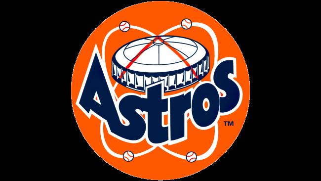 Houston Astros Logotipo 1977-1993