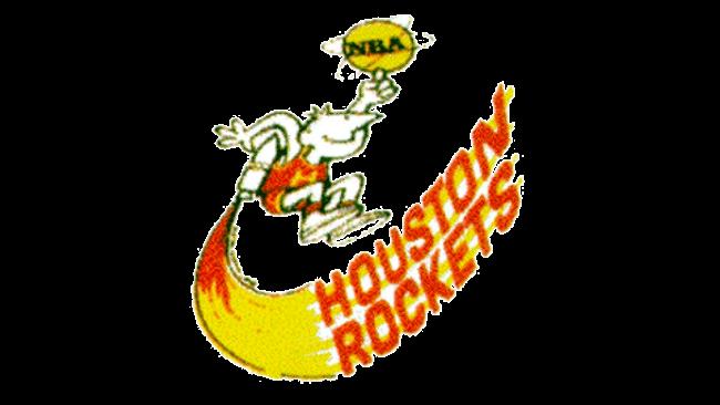 Houston Rockets Logotipo 1971-1972