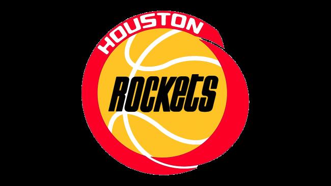Houston Rockets Logotipo 1972-1995