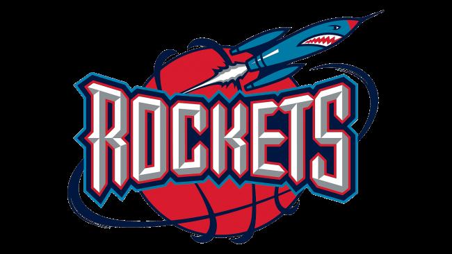 Houston Rockets Logotipo 1995-2003